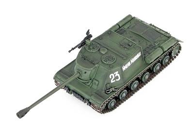 ISU-122S Caza Tanques, Nº 23, Ejército Soviético, Polonia, 1944, 1:72, Hobby Master