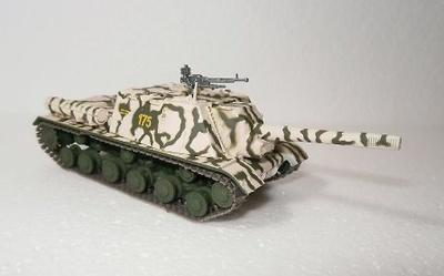 ISU-152, 5th Guards Tank Army, (East Prussia) 1945,, 1:72, Altaya