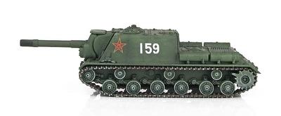 ISU-152 Caza Tanques, Ejército Popular Chino, Regimiento de Artillería, 1945, 1:72, Hobby Master