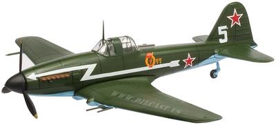 Ilyushin IL-10, 1945, 1:72, Altaya