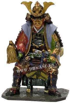 Imagawa Yoshimoto, Samurai, 1:30, Del Prado