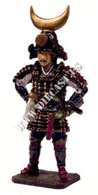 Inaba Yoshimichi, 1515-1588, Samurai, 1:30, Del Prado