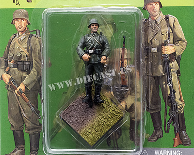 Infantería alemana, Estalingrado, Otoño, 1942, 1:35, Can.Do
