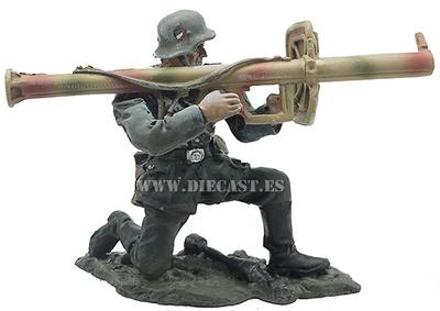 Infantería alemana ligera Fallschirmjäger, Monte Cassino, 1944, 1:30, Hobby & Work