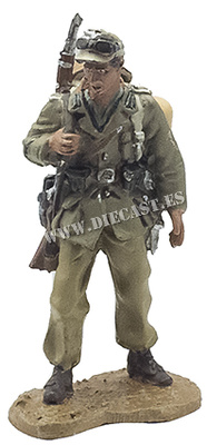 Infantería del Afrika Korps, 1:32, Hobby & Work