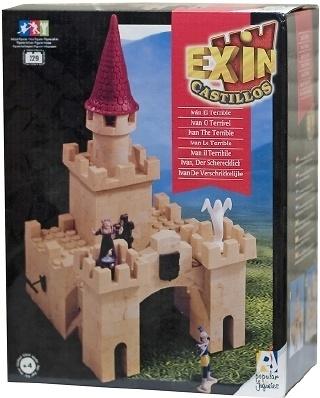 Iván El Terrible, Exin Castillos