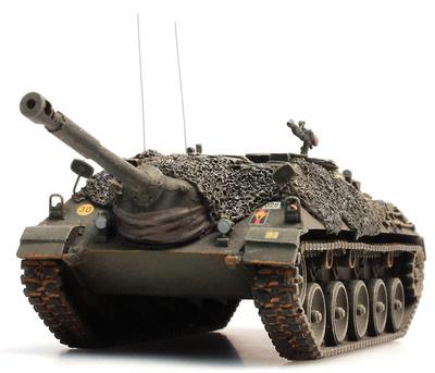 JPK 90, Combat Ready, Ejército Belga, 1:72, Artitec