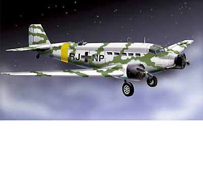 JU52-3M Norway Campaign, 1:48, Franklin Mint