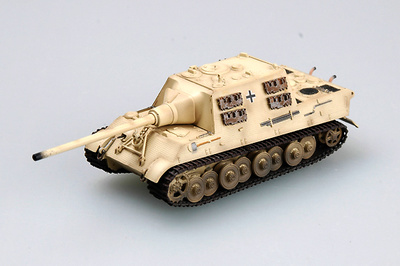 Jagd Tiger (Porsche) 305009, Alemania, 1944, 1:72, Easy Model