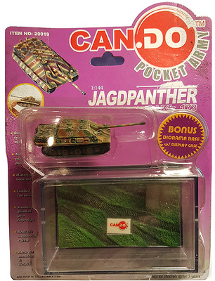 Jagdpanther Sd.Kfz.173, sPzJgAbt 560, Las Ardenas, 1944, 1:144, Can.Do