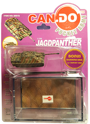 Jagdpanther Sd.Kfz.173, sPzJgAbt 654, Alsacia, Noviembre, 1944, 1:144, Can.Do