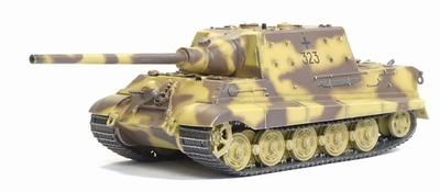 Jagdtiger Henschel Type s.Pz.Abt.653, 1:72, Dragon Armor