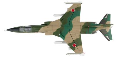 Japan F-1 Jet Fighter 90-8227, 6th Squadron, JASDF, 1:72, Hobby Master