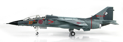 "Japan T-2 ""69-5127"" Red 27, Aggressor Sqn., JASDF, 1988, 1:72, Hobby Master"