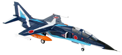 "Japan T-2 ""Blue Impulse"" 59-5111, 4th Air Wing, JASDF, 1:72, Hobby Master"