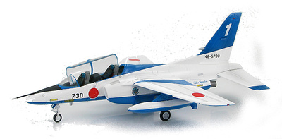 "Japan T-4 Trainer ""Blue Impulse 2010"", 1:72, Hobby Master"