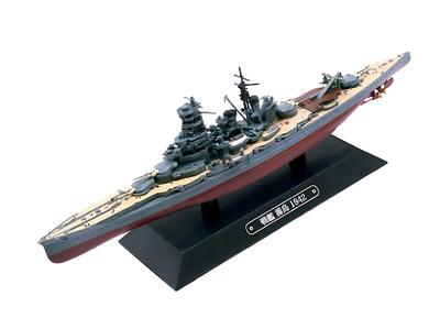 Japanese battleship Kirishima, 1942, 1: 1100, Eaglemoss