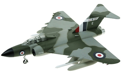 Javelin FAW9R, 64 Sqn RAF, Water Beach 1961, 1:72, Sky Guardians Europe