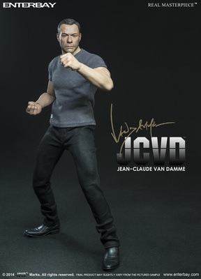 "Jean Claude Van Damme, 1/6"", Enterbay"