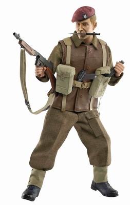Johnny Vicks, Soldado Británico, 1º Regimiento SAS, Alemania, 1945, 1:6, Dragon Figures