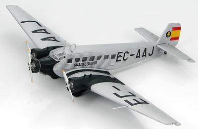 "Junker JU-52 ""EC-AAJ"" Iberia, 1941, 1:144, Hobby Master"