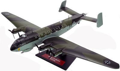 Junkers Ju 290 A-5, Alemania, 1:144, Altaya