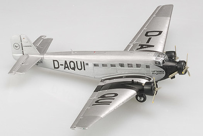 "Junkers Ju-52/3m ""Lufthansa"", 1:160, Herpa"