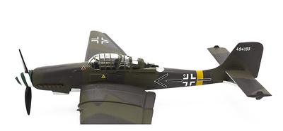 Junkers Ju-87 G-2, pilot Hans-Ulrich Rudel, 1944, 1:72, Atlas