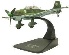 Junkers Ju-87B Stuka, Stab III/StG 77, Caen, Francia, 1940, 1:72, Oxford
