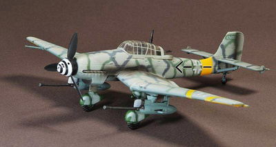 Junkers Ju-87G Stuka, Eastern Front, 1943,1:72,  Warmaster