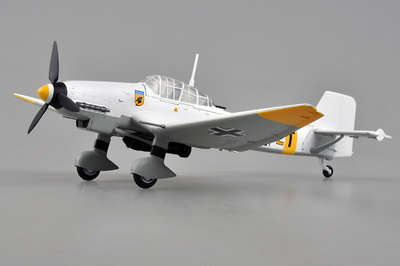 Junkers Ju87D-3, Stuka 1943, 1:72, Easy Model