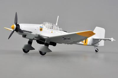 Junkers Ju87D-3, Stuka 1943, 1:72, Easy Model
