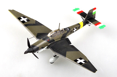 Junkers Ju87D-5 Stuka, 102./1 1943, 1:72, Easy Model
