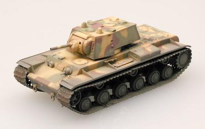 "KV-1, Ejército Soviético, 1941 ""3 colores"", 1:72, Easy Model"