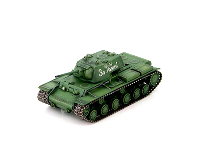 KV-1 Model 1941 unknown unit, Stalingrad area, 1942, 1:72, Hobby Master