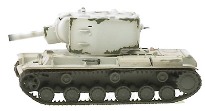 KV-2, Russian Army, 1:72, Easy Model