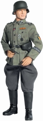 Karl Hellebaut, Wallonien Brigade Officer, 1:6, Dragon Figures