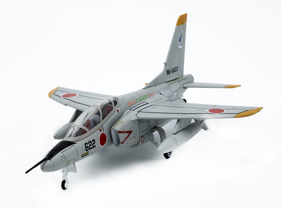Kawasaki T-4, JASDF, Japan, 1: 100, DeAgostini
