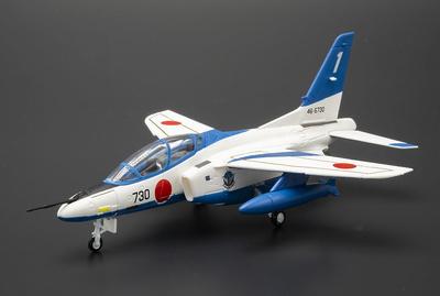"""Kawasaki T-4 """"Blue Impulse"""", JASDF, Japan, 1:100, DeAgostini"""