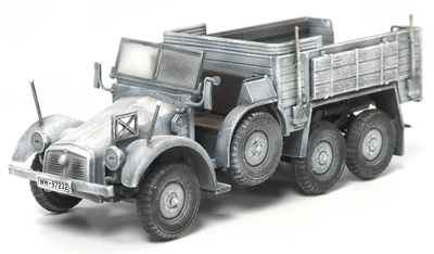 Kfz.70 6x4 Personnel Carrier (Winter), 1943, 1:72, Dragon Armor