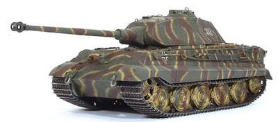 King Tiger, sPzAbt 503, #332, 1:35, Dragon Armor