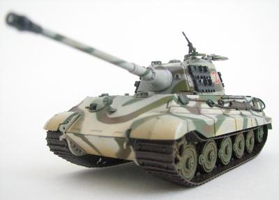 King Tiger (Henschel) sSSPzAbt 501, 1:48, Hobby Master