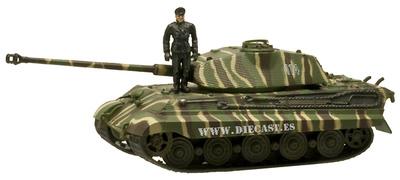 King Tiger 503 Panzer Division, 1:72, Aoshima