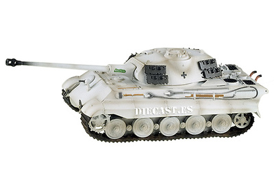 Kingtiger (P) s.Pz.Abt 503, 1:72, Easy Model