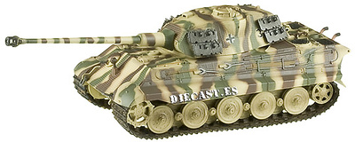 Kingtiger (P) s.Pz.Abt. 503, 1:72, Easy Model