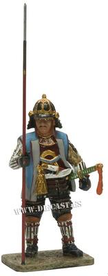 Konishi Yukinaga, ¿-1600, Samurai, 1:30, Del Prado