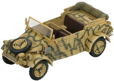 Kubelwagen Type 82 Sturmartillerie- Brigade 667, Western Front 1944, 1:48, Hobby Master