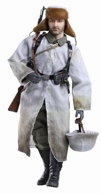 """Kurt Eismann"" (Tirador) Wehrmacht Infantry, 5.Infanterie Division, Moscú, 1941, 1:6, Dragon Figures"