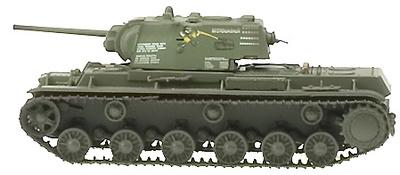 Kv-1, URSS, 1942,1:72, Easy Model