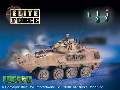 LAV 25 PIRANHA, UMSC, 1:18, Elite Force